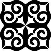 Noun Project – T-Shirts & Sweaters Stencil Patterns, Stencil Designs, Tile Patterns, Applique Designs, Stencil Painting, Fabric Painting, Stencils, Crochet Bedspread Pattern, Mosaic Pots