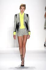 #MarissaWebb Spring/Summer 2014 #NYFW LOVE this fun spin on a suit