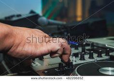 DJ Sound table