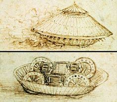 Da Vinci Inventions Tank