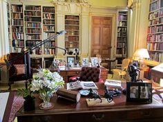 Howard Castle library