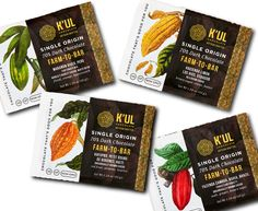 K'ul Chocolate - Products & Online Store