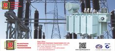 #Rajasthan Powergen Transformer Pvt. Ltd. is a  #manufacturer and #supplier of #distribution #transformer that distribute all types of transformer in #India & #Africa at very #reasonable #price. http://goo.gl/elei6y