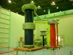 Sistema Haefely de ensaio para TP e TC  #Heafely #AltaTensao #Highvoltage #EnergiaEletrica