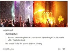 Ugh, magic. I should do this at the Taylor Swift concert I'm going to.