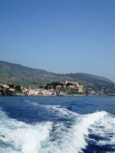 Liparic Island Sicily