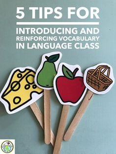 5 Tips for Introducing Vocabulary in Language Class Spanish Vocabulary, Spanish Language Learning, Teaching Spanish, Teaching Kids, Preschool Spanish, Primary Teaching, Teaching French, Teaching English, Spanish Lessons For Kids