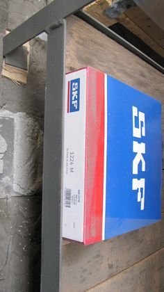 Self-aligning Ball Bearing 1224 M SKF. The price: 399 €