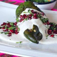 Los mejores chiles en nogada del mundo @ allrecipes.com.mx