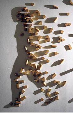 Light and Shadow – amazing light sculptures by artist Kumi Yamashita #artprojects