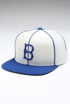 Cooperstown Shop: vintage style brooklyn dodgers hat