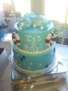 It's A Boy Gourmet Bakery, Specialty Cakes, Birthday Cake, Entertaining, Sweet, Desserts, Food, Birthday Cakes, Meal