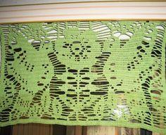 Papel Picado Lace Curtains