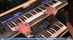 Leonard Cohen - Hallelujah  -  TYROS 5 - GILLES PETRY