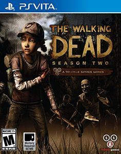 967ca46265f The Walking Dead: Season 2 - PlayStation The Walking Dead Season Two  continues the story that began in Season One. You are Clementine, a young  survivor in a ...