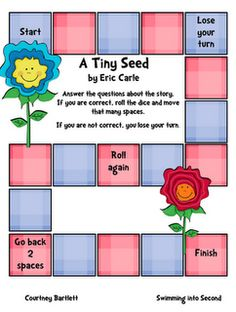 The Tiny Seed game