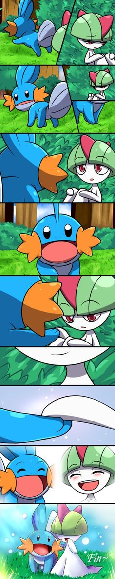 Oh, I forget to mention that my Mudkip can be a complete idiot sometimes. Fateful Encounter Comic Pages: Page 1 Page 2 Page 3 Page 4 Pa. Pokemon - Fateful Encounter Page 3 Pokemon Gif, Play Pokemon, Pokemon Comics, Pokemon Funny, Pokemon Memes, Cool Pokemon, Pokemon Ships, Pokemon Stuff, Pikachu