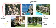 Attività di abbinamento nome-immagine: alloggi fuori dal comune: IL BORGO HOTEL.  #italianoallegro #scribblar #italianvacations #borghimedievali #hotelborgo #learningitalian #italia
