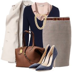 A fashion look from January 2015 featuring iHeart sweaters, H&M blouses and See by Chloé coats. Browse and shop related looks.