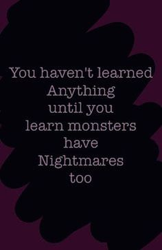 """Wanted to use this as a writing prompt, but of course all I can think about is Doctor Who. (""""What do monsters have nightmares about? Writing Quotes, Writing Help, Writing Advice, Writing A Book, Dialogue Prompts, Story Prompts, The Words, Writing Promts, Writing Inspiration"""