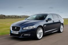 The Jaguar XF Sportbrake is the estate version of the XF – and it's just as good as the saloon on which it's based. Every inch the premium load-lugger, the XF Sportbrake offers elegant, understated style and is a brilliant alternative to more established rivals like the BMW 5 Series Touring, Audi A6 Avant and Mercedes E-Class Estate.  Read more: http://www.autoexpress.co.uk/jaguar/xf/65901/8-jaguar-xf-sportbrake#ixzz2jCcthKPJ
