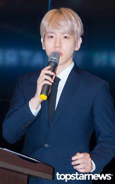 180418 #Baekhyun #Exo @ Official Commemorative Medal Release Ceremony