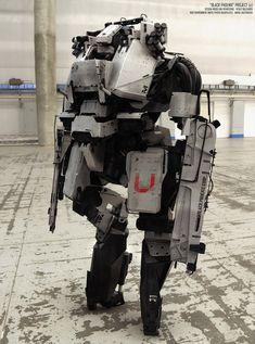 concept robots: Concept robots by Vitaly Bulgarov