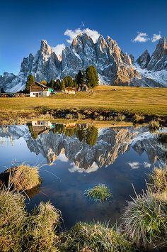 Dolomites - South Tyrol, Italy