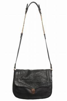 SAC NORA PETITE MENDIGOTE-BLACK - Brand Bazar