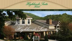 Come stay with us at the Highlands Suite Hotel. Located ideally in the southern end Appalachian Mountains in North Carolina, at the Highlands Suite Hotel you'll be able to enjoy all of the adventurous outdoor attractions.