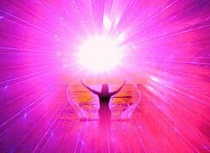 Any thought of LOVE uplifts the vibration of the whole universe.