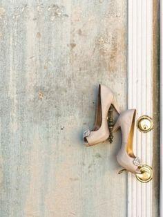 Badgley Mischka Women's Goodie Peep-toe Pump,taupe Wedding Shoes $160