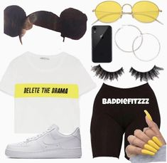 Most up-to-date Pics Back to School-Outfit black girl Style, Baddie Outfits For School, Baddie Outfits Casual, Swag Outfits For Girls, Boujee Outfits, Cute Swag Outfits, Teenage Girl Outfits, Cute Comfy Outfits, Teen Fashion Outfits, Dope Outfits