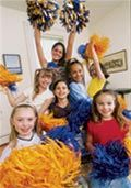 Cheerleading Party Ideas