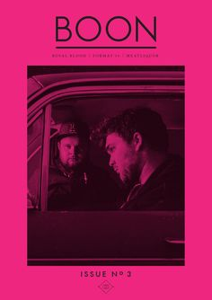 BOON Magazine: Royal Blood's first in-person interview ever, Sang Royal, Royal Blood, Book Design Layout, Bond, Interview, Tumblr, Magazine, Music, Musica