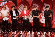 One Direction's 11 Best On-Stage Style Moments of All Time: The X Factor performance, November 2012