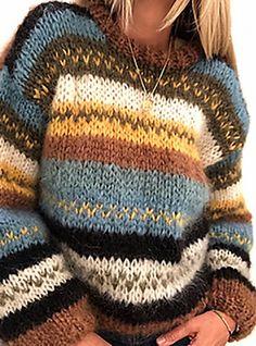 Warm Sweaters, Casual Sweaters, Cardigan Sweaters For Women, Girls Sweaters, Vintage Sweaters, Sweater Cardigan, Sweater Dresses, Cheap Sweaters, Pullover Sweaters
