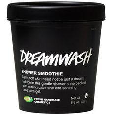 Dreamwash Sensitive Skin shower smoothie