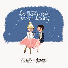 Mis Navidades con Lucía Be | Andrea Amoretti - El estilo que te hace feliz