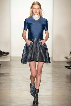 Ostwald Helgason Fall 2014 Ready-to-Wear - Collection - Gallery - Look 1 - Style.com