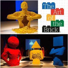 """Dica Cultural - São Paulo recebe a exposição com esculturas feitas de Lego. """"The Art of The Brick"""", do artista americano Nathan Sawaya.   Obras de arte clássicas e da cultura pop com oitenta e três esculturas, formadas com mais de um milhão de blocos LEGO. A exposição foi classificada, pelo canal norte-americano CNN, como """"Exibição Obrigatória"""" para os amantes de arte. A mostra traz dezenas de esculturas que encantam crianças, jovens e adultos e oferece audioguia gratuito em português.  Oca…"""