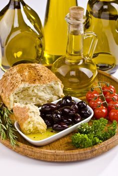 mediterranean-diet best food to go with...