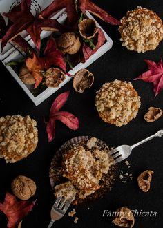 Muffins de plátano y avena