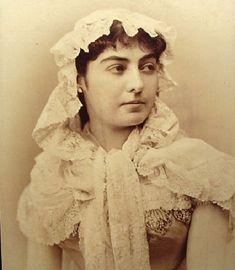 Kraljica Natalija - Queen Natalia Obrenovic of Serbia