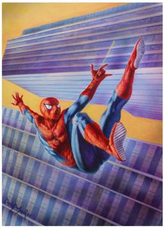 #Spider-Man #Fan #Art. (Spiderman) By: Dalibor Pehar. ÅWESOMENESS!!!™ ÅÅÅ+