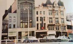 Reading Pennsylvania, Multi Story Building, Street View