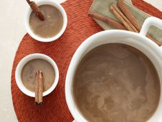Hot Buttered Rum - I like to prepare the butter and then use it to make individual cups. Pretty good!