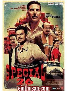 Special 26 Hindi Movie Online - Akshay Kumar, Kajal Aggarwal, Manoj Bajpayee, Jimmy Shergill, Divya Dutta and Anupam Kher. Directed by Neeraj Pandey. Music by M.M. Kreem. 2013 [U/A] ENGLISH SUBTITLE