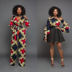 Rock the Latest Ankara Jumpsuit Styles these ankara jumpsuit styles and designs are the classiest in the fashion world today. try these Latest Ankara Jumpsuit Styles 2018 African American Fashion, African Fashion Ankara, African Fashion Designers, African Print Fashion, Africa Fashion, Nigerian Fashion, African Attire, African Wear, African Women
