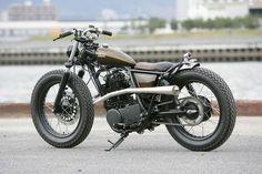 Yamaha SR 400 by Heiwa Motorcycles | Japan